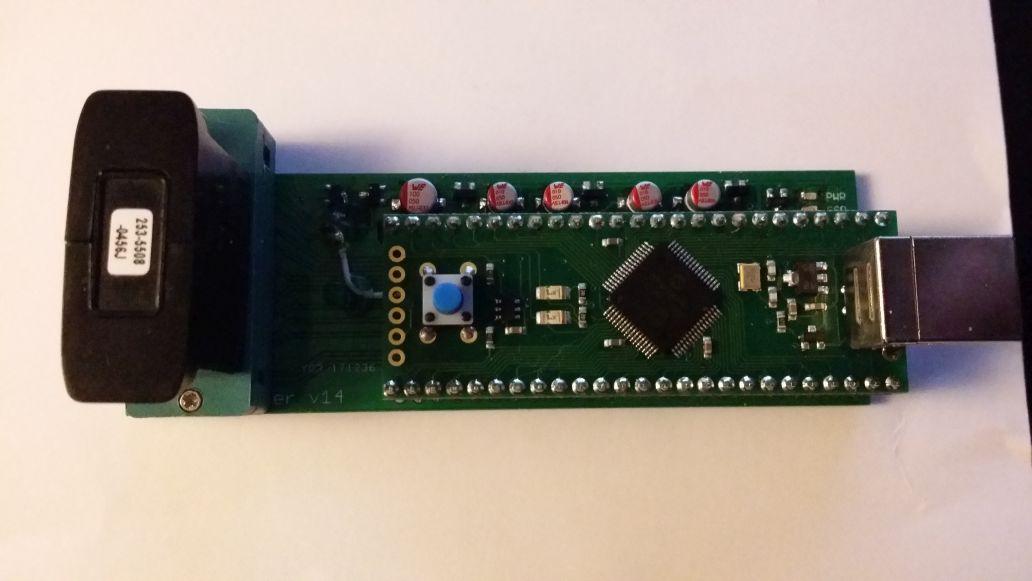 SSPTalker_2 Prototype 1
